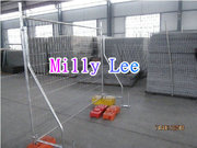 temporary fence, removeble fence, mobile fencing manafacture