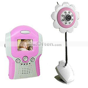 1.8 Inch Baby Safety Monitor With infrared LED Camera