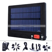 High Capacity Solar Charger and Battery (20, 000mAh) for laptop cellpho