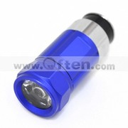 Car Cigarette Lighter Rechargeable LED Flashlight Torch