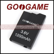 GoiGame 1200mAh Rechargeable Battery Pack for PSP 1000 2000 3000