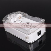 Free Shipping:Crystal Battery Charger for Sony PSP 1000 2000 3000 Slim