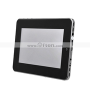 Apad Tablet PC 9.7-inch Arm Via wm8650 600MHz 256MB/2GB MID Google And