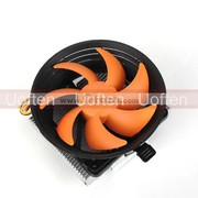 CPU Heatsink Chassis Case Cooling Fan Coolers for PC Computer