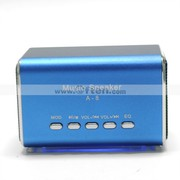 Free Shipping:Mini USB TF Card Music Player MP3 Player