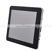 Apad Tablet PC 8-inch Arm Via wm8650 600MHz 256MB/2GB MID 1.3MP Google