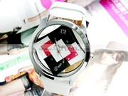 Free Shipping:Brand New Stainless Steel Ladies Wrist Watch