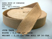 UPHOLSTERY JUTE WEBBING FOR SOFA & CHAIR AND OTHER DECORATION PURPOSE