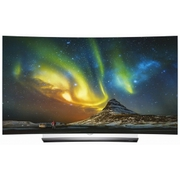 OLED65C6P Curved 65-Inch 4K Ultra HD Smart OLED TV 2016