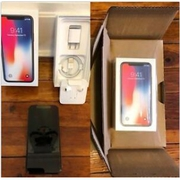 Apple iPhone X,  Fully Unlocked 5.8