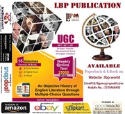 UGC NET/SET English Literature